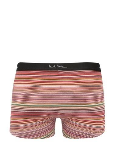 Paul Smith Paul Smith Colorblocked Çizgili Erkek Boxer 101374956 Renkli